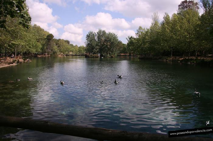 lago de anna valencia comunidad valenciana viajes y