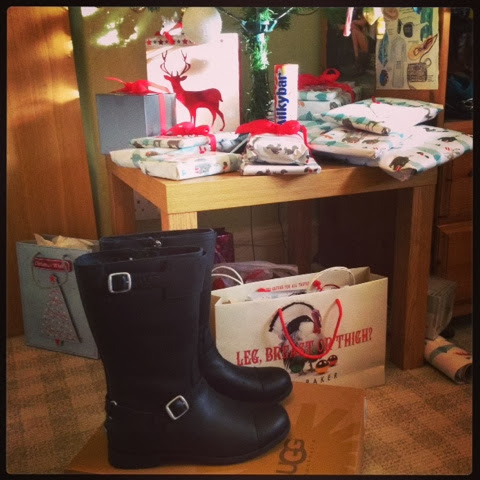5adac35a201 Kitty Sowerby: Review - Ugg Gershwin boots