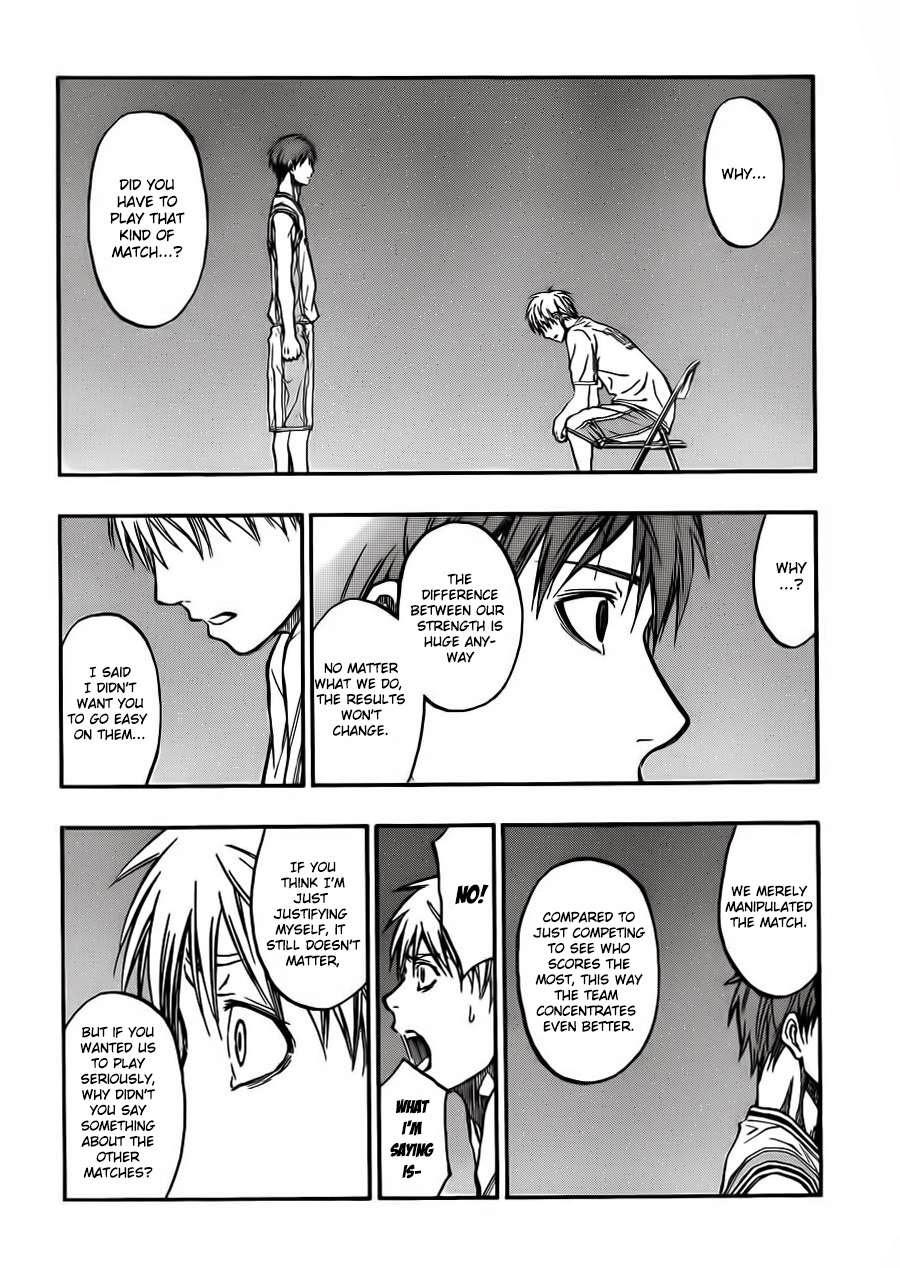 Kuroko no Basket Manga Chapter 227 - Image 02