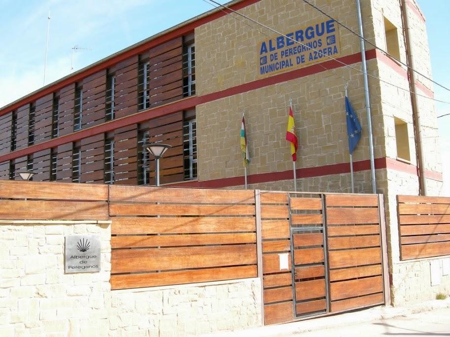 Albergue municipal de peregrinos de Azofra, La Rioja :: Albergues del Camino de Santiago