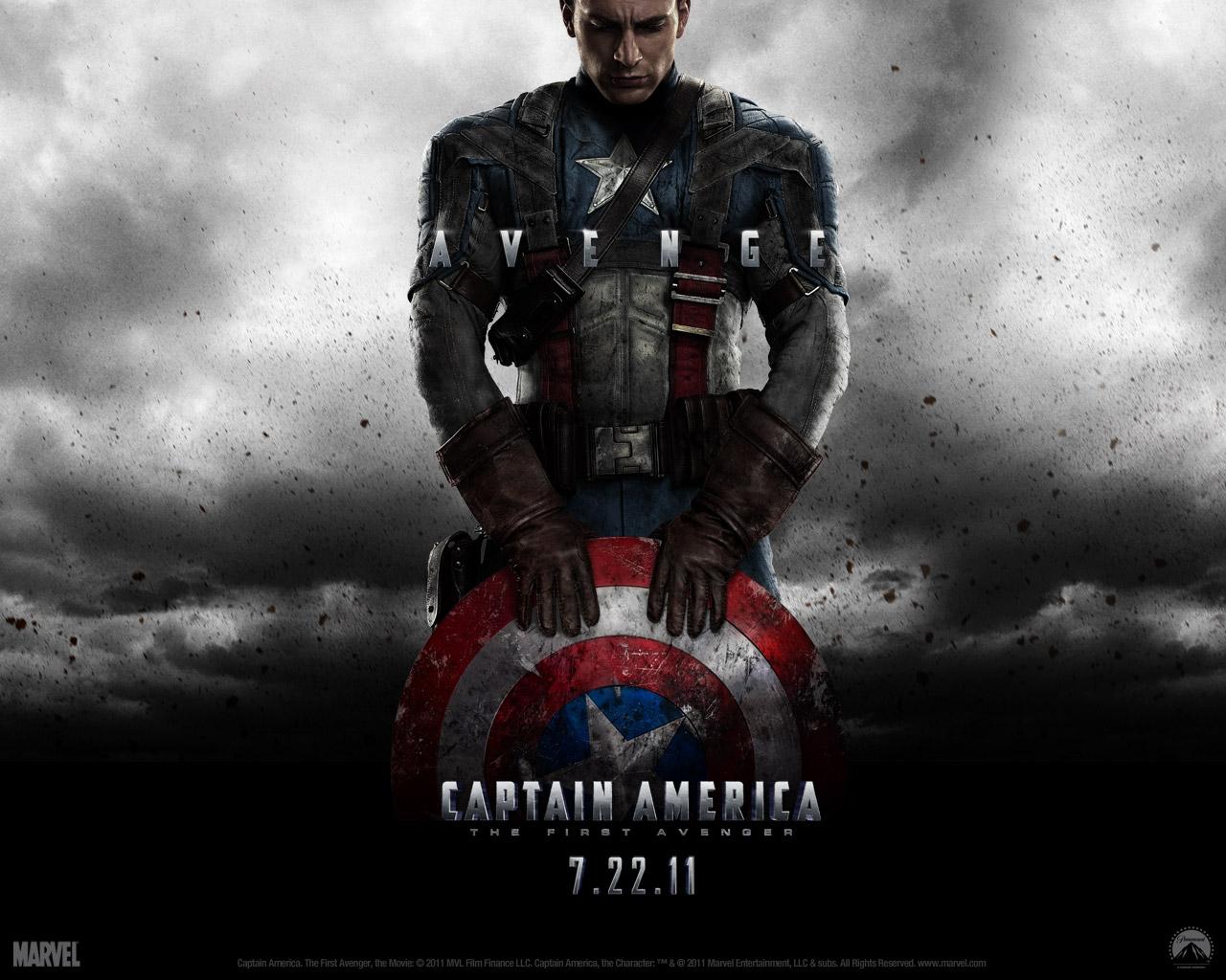 Trailer En Espanol De Capitan America El Primer Vengador