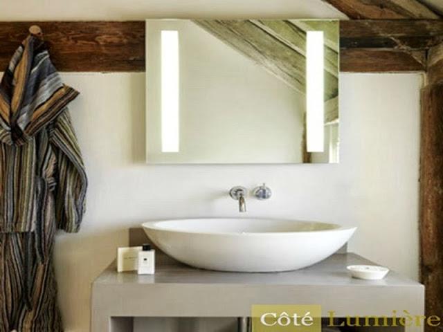 bathroom and vanity lighting