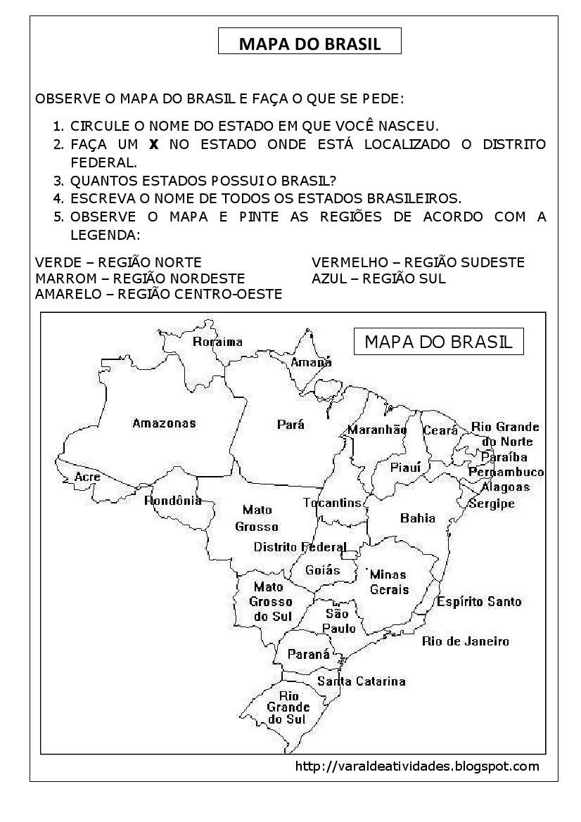 VARAL DE ATIVIDADES: Março 2011
