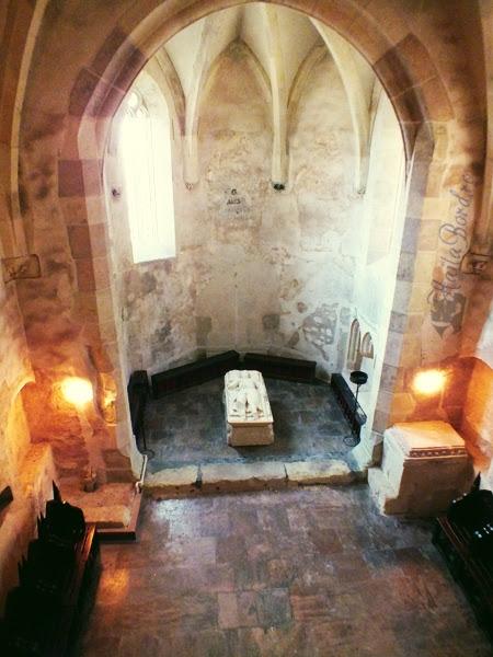 capela castel hunedoara