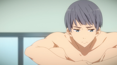 Free! Iwatobi Swim Club Episode 7 Screenshot 13