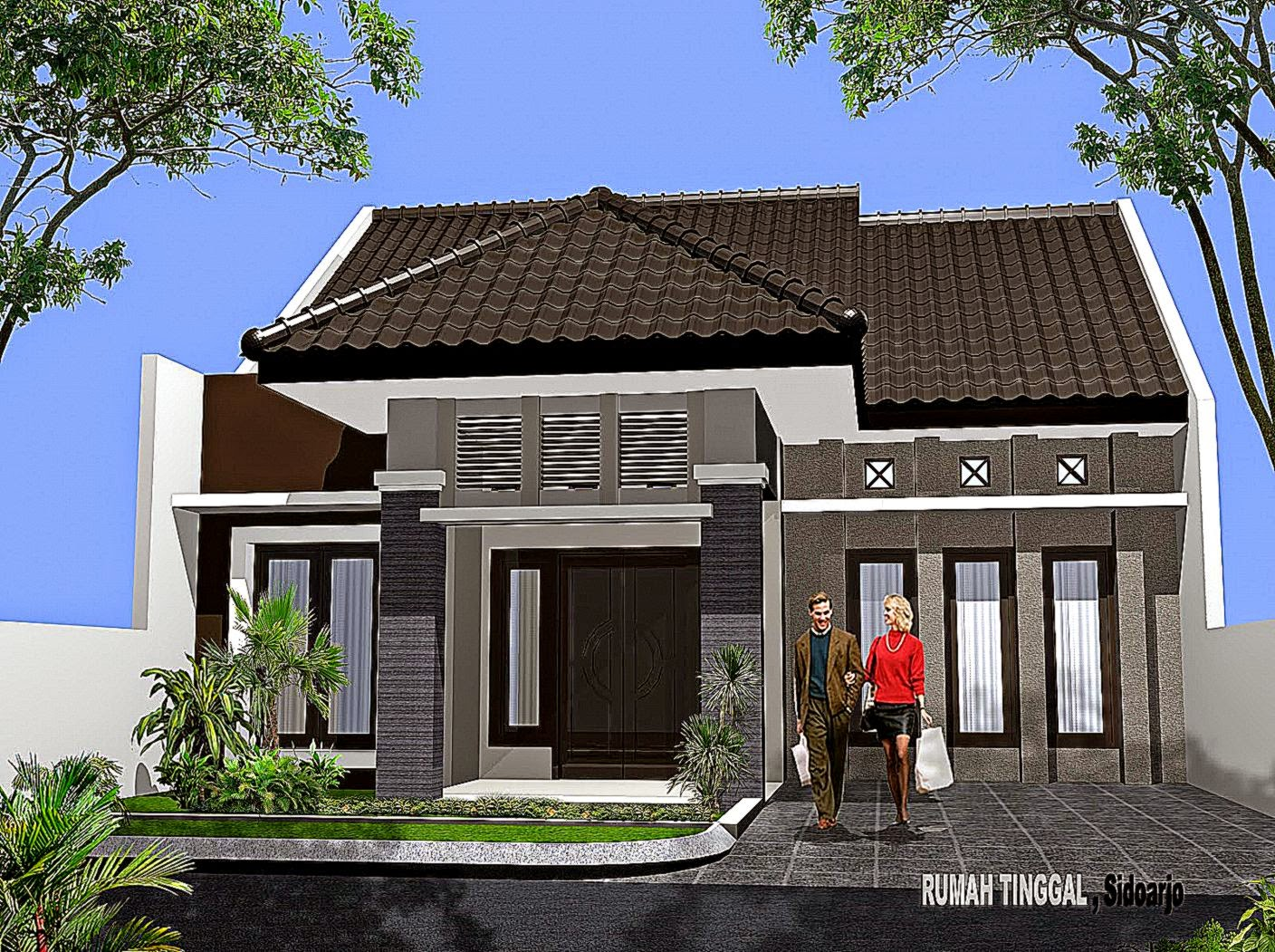 Download Rumah Minimalis Gallery Taman Minimalis