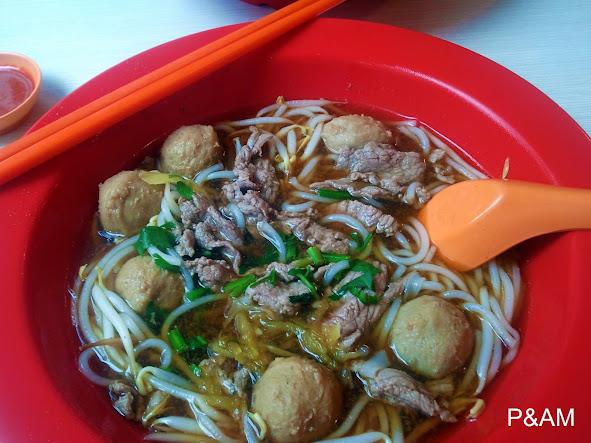 Hock Lam Beef Noodle