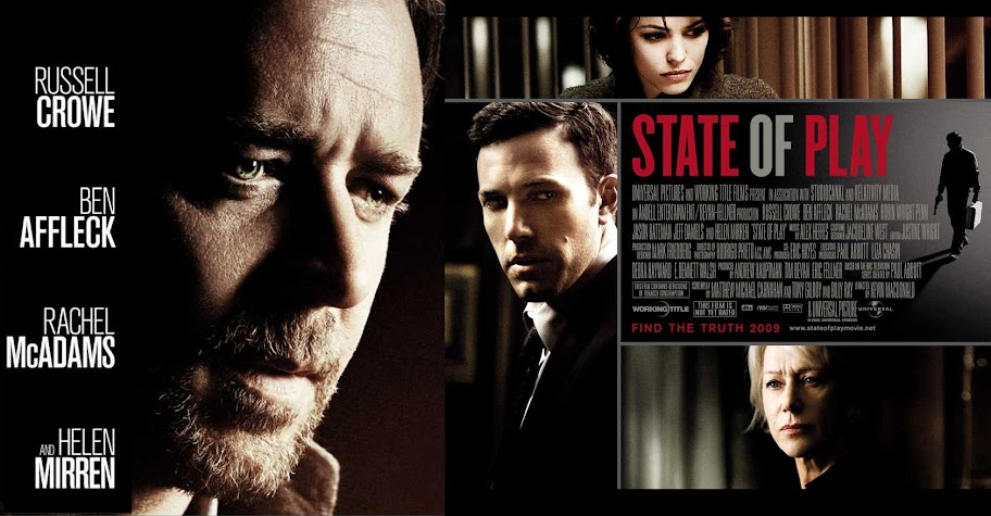 State of Play movie poster