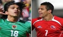 Bolivia Chile vivo online Eliminaorias 2 Junio