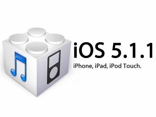 วิธีการอัพเดท iOS 5 1 1 สำหรับ iPhone iPod Touch iPad ผ่าน iTunes