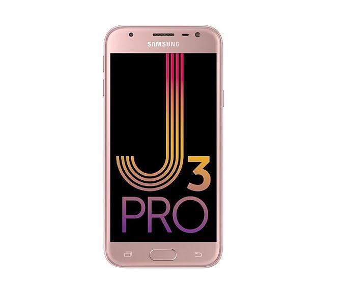 Hard Reset Samsung Galaxy J3 Pro