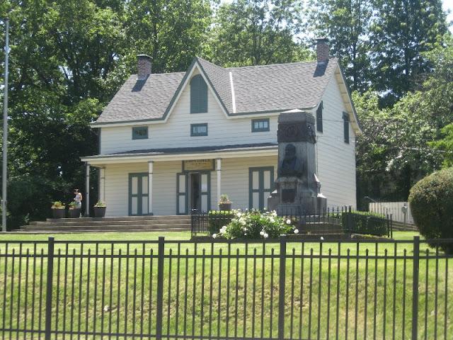 la casa di Antonio Meucci a Staten Island