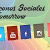 Iconos Sociales Tomorrow
