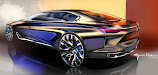 BEIJING 2014 - BMW Vision Future Luxury Concept