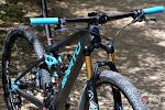Sarto Tenax iCD Shimano XTR M9050 Di2 Complete Bike at twohubs.com