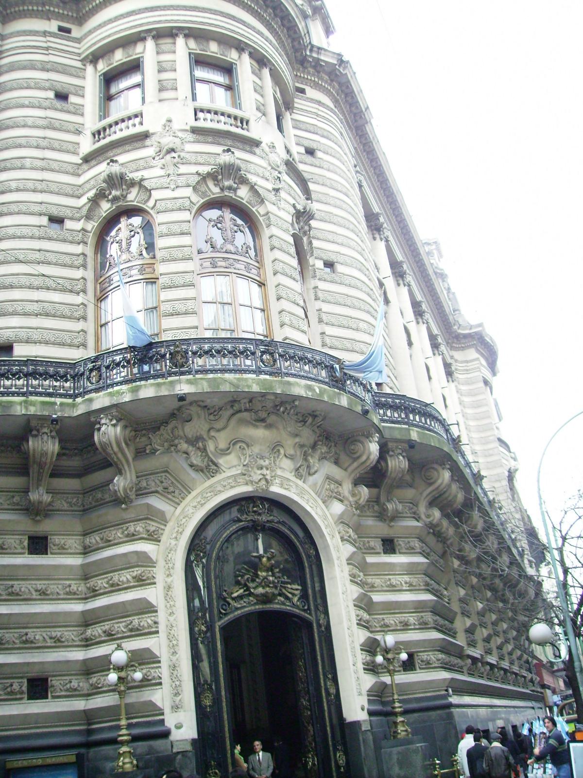 Prédio em Buenos Aires