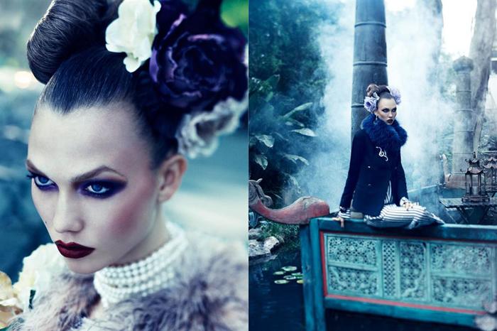 Alexi Lubomirski for Vogue Germany 2011