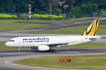 Mandala TigerAir
