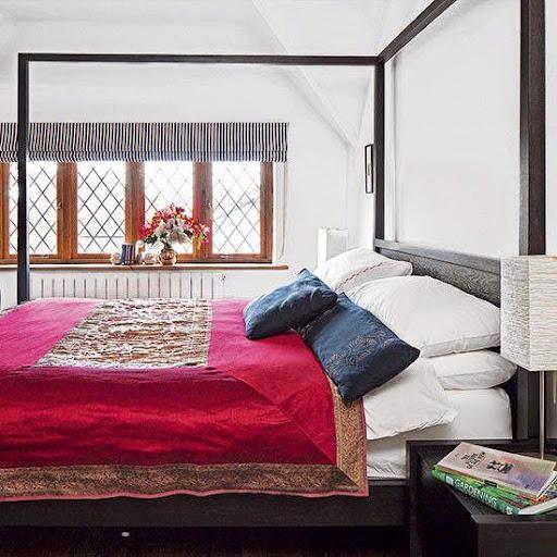 Những ý tưởng thiết kế phòng ngủ dành cho khách độc đáo-2