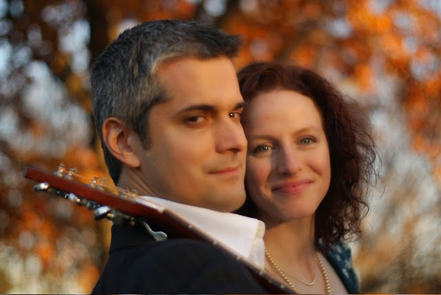 Matt and Shannon Heaton. From What I'm Listening To: Tell You in Earnest