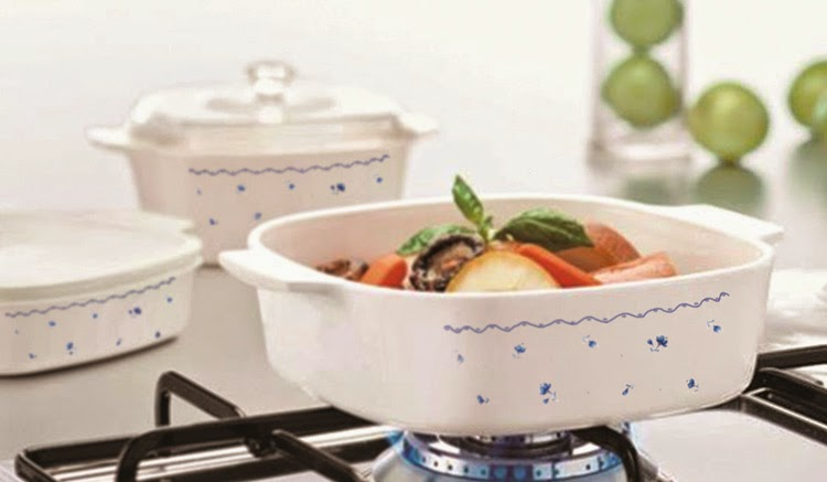 Corningware Blue Elegance