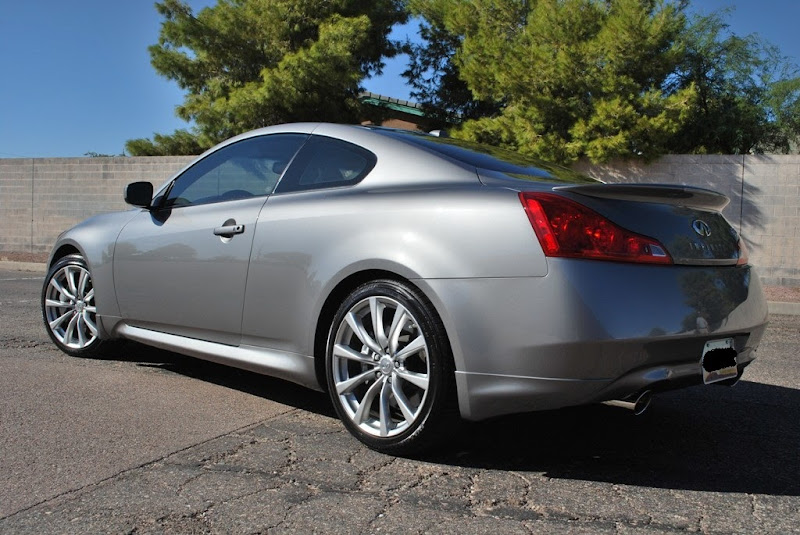 detailed 2008 infiniti g37s coupe platinum graphite. Black Bedroom Furniture Sets. Home Design Ideas