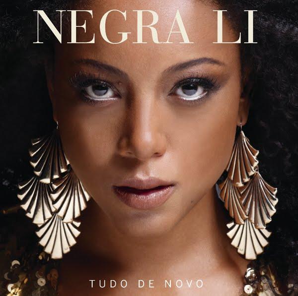 Baixar CD 8 Negra Li   Tudo De Novo 2012