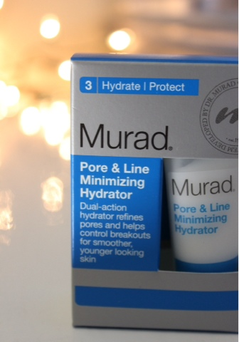 Murad pore minimizing hydrator