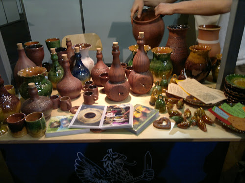 Ceramics House of Polikarp Chernavsky