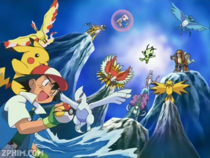 Ảnh trong phim Bảo Bối Thần Kỳ 5 - Pokemon Season 5 1