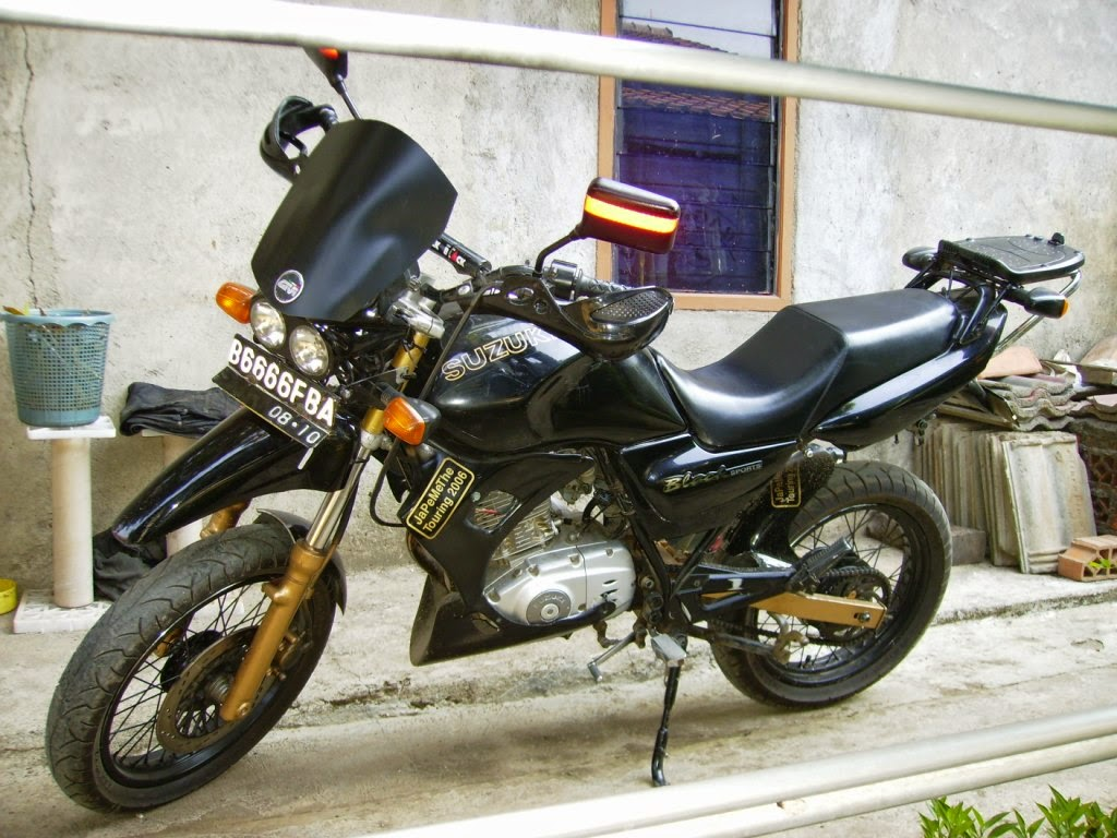 Suzuki-Thunder-125-Modifikasi-Trail-modif-suzuki-thunder-125-9897-foto ...