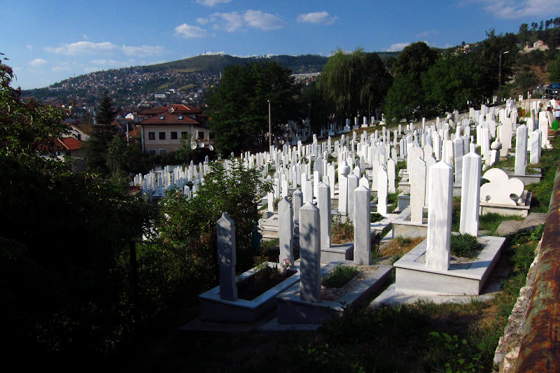 Martyrs' Cemetery