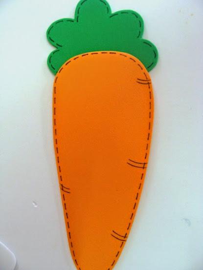 coelhinho cenoura