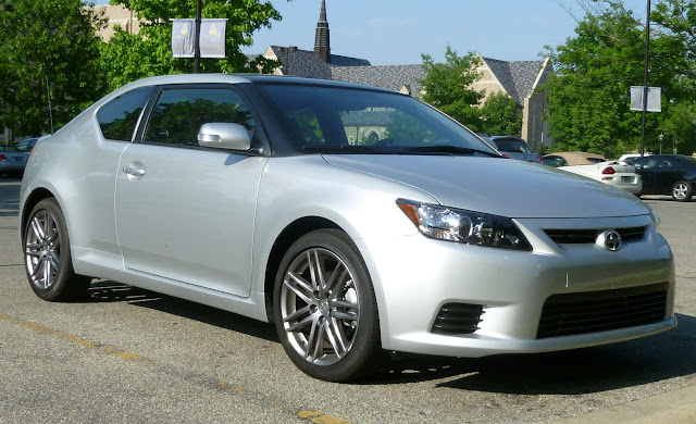 Scion Tires and Wheels for the tC - The Truth About Tires ...