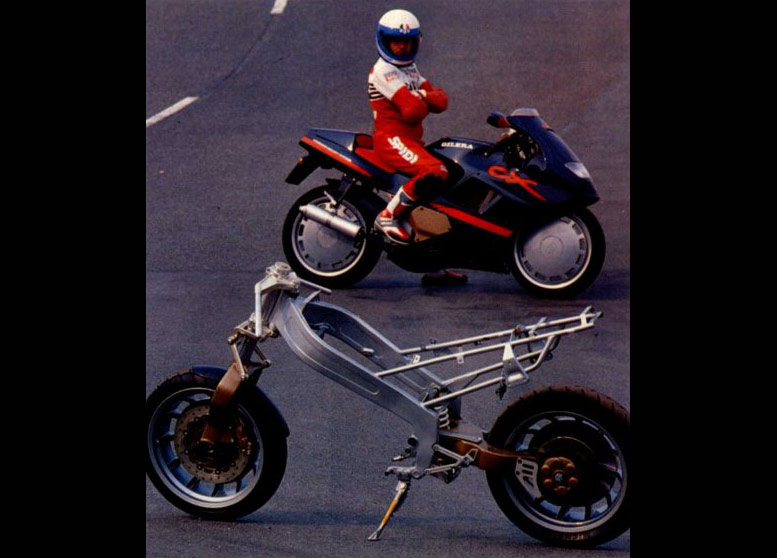 Psd Moto Gilera Cx125