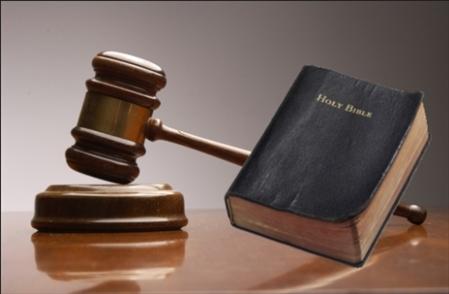 Dzīves likums un Dieva bauslis