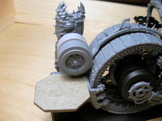 Black Dwarfs Engine of chaos SANY0732