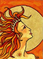 Sun Mother Goddess Gnowee Image