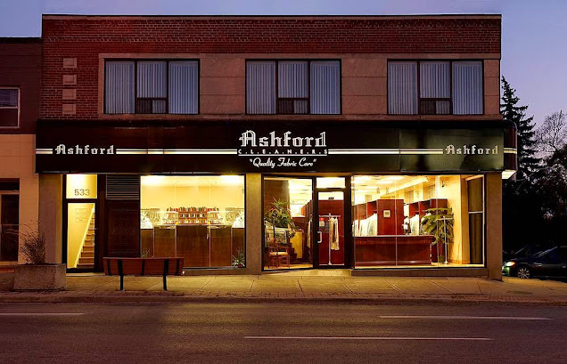 Ashford Cleaners