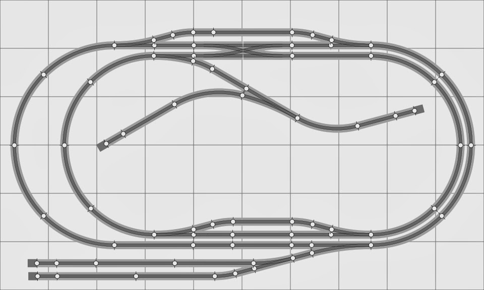 Kato N Scale Track Layouts Pictures To Pin