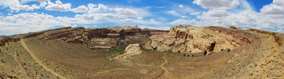 Thompson Hole panorama