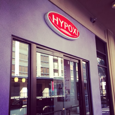 Hypoxi Houston open house
