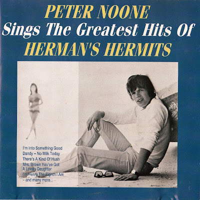 Peter Noone ~ 1993 ~ Sings The Greatest Hits Of Herman's Hermits