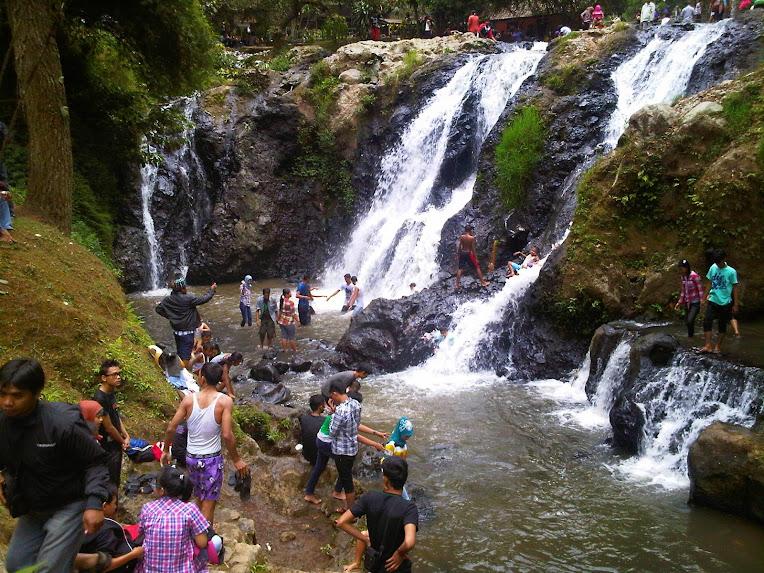 Air Terjun Maribaya - PHRI KBB