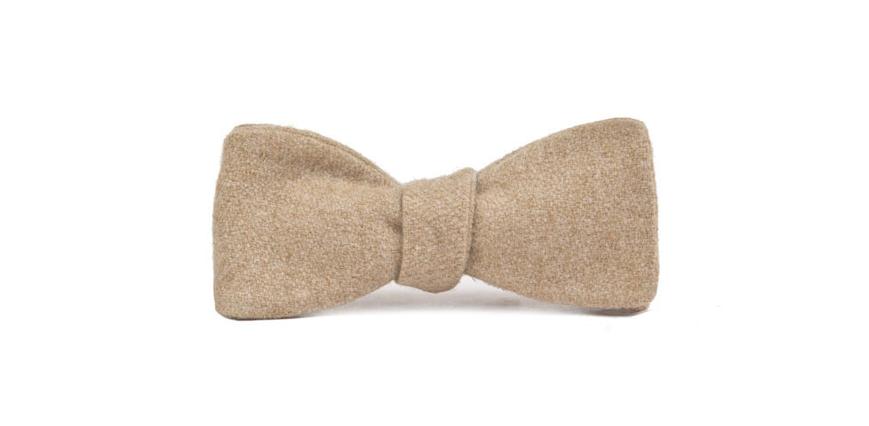 *Harding & Wilson的手工羊毛領結!:傳承過往紳士風的Bow Tie! 14