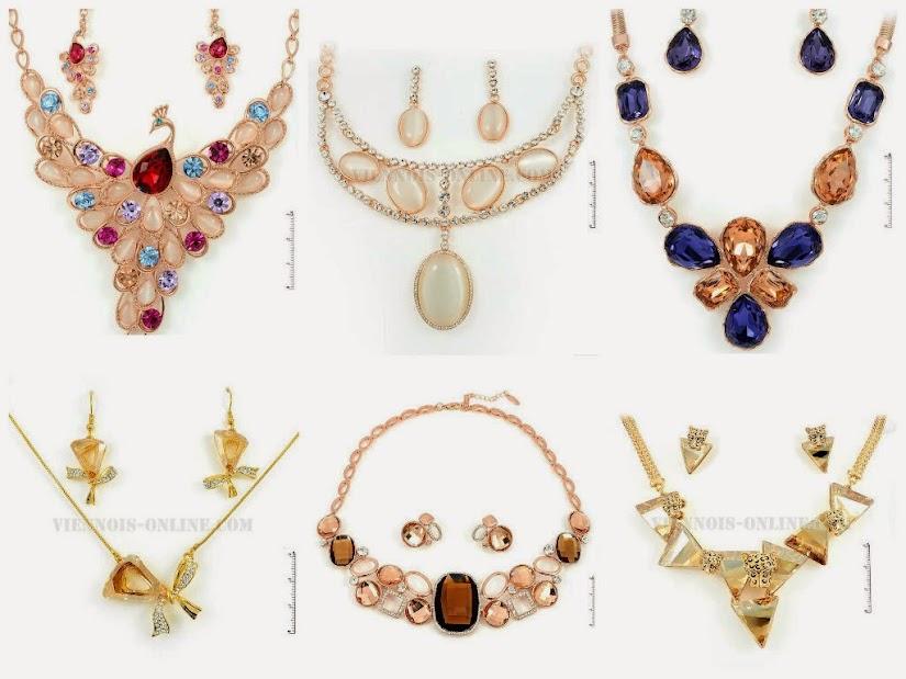 high quality fashion jewelry sets