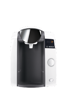TASSIMO JOY Clear White