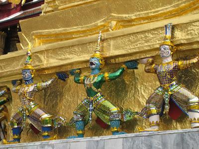 Palace in Bangkok Thailand