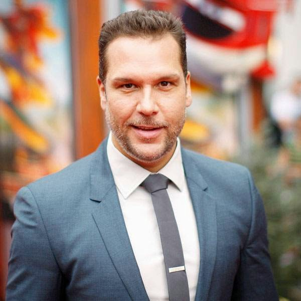 Actor Dane Cook arrives to the premiere of 'Planes: Fire & Rescue' at the El Capitan Theater in the Hollywood section of Los Angeles, California, July 15, 2014.