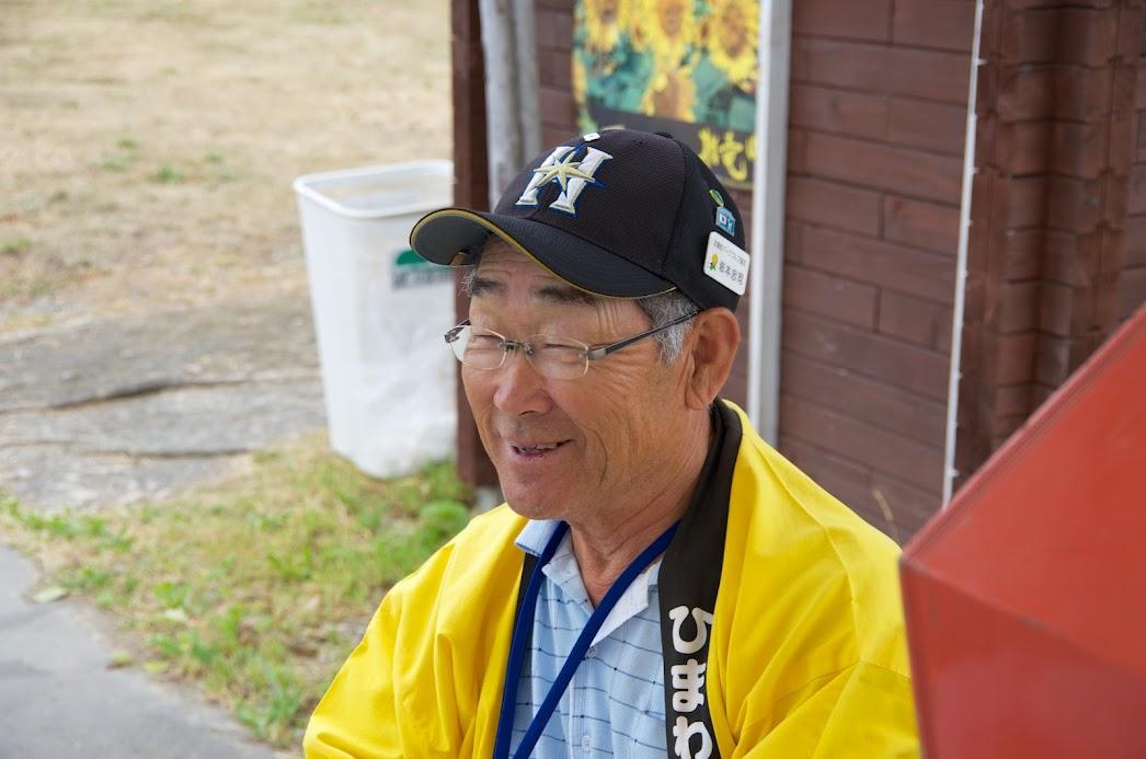 岩本忠司さん
